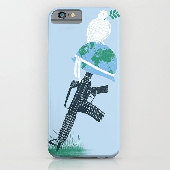 'Peace Within' iPhone & iPod Case