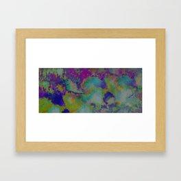 DripDry Framed Art Print