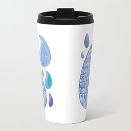 Saltwater Heart. [Switchfoot] Travel Mug
