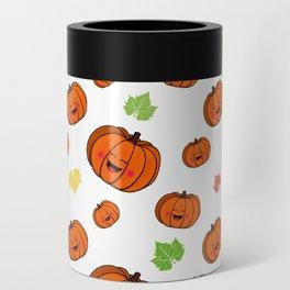 The happy pumpkin Can Cooler