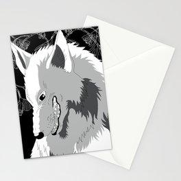 Wolf God Stationery Cards