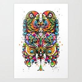 Into Beyond Art Print