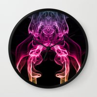 hulk Wall Clocks featuring Hulk by Steve Purnell