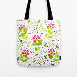 Fruits and vegetables pattern (15) Tote Bag