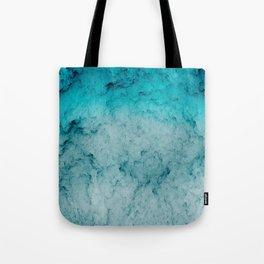Deep Sea Blue Tote Bag