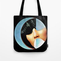 architecture Tote Bags featuring Architecture by Hugo Barros