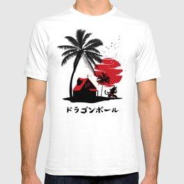 Kame Island T-shirt