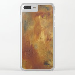 Apollo Clear iPhone Case