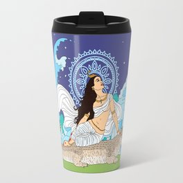 Ganga of the Himalayas Travel Mug