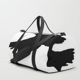 ORIGINAL DESIGN OF FLYING BLACK EAGLES ART Duffle Bag