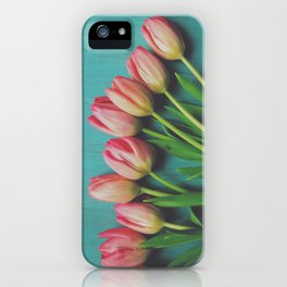 Spring Forward iPhone Case