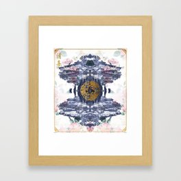 Orientalism Framed Art Print