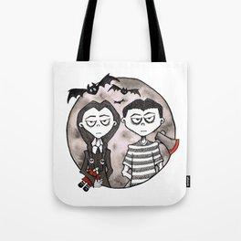 Creepers Tote Bag