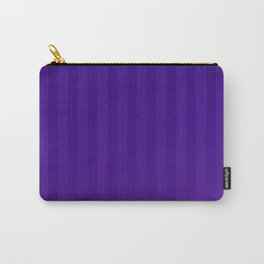 Gradient Stripes Pattern dp Carry-All Pouch