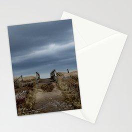 Melmerby Beach Boardwalk Stationery Cards