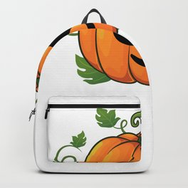 pumpkin shades Backpack