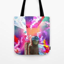 Journey Man Tote Bag