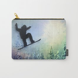 The Snowboarder: Air Carry-All Pouch