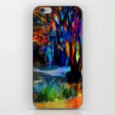 Le bois iPhone & iPod Skin