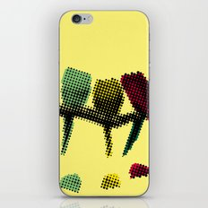 Sudden death iPhone & iPod Skin