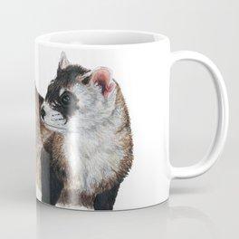Black-Footed Ferret Coffee Mug