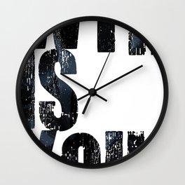 WTHISYOU Wall Clock