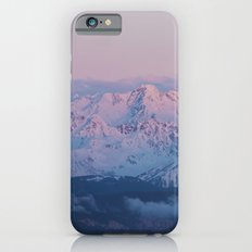 Perfect sunrise in South Tyrol iPhone 6s Slim Case