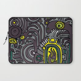 BELLY FIRE Laptop Sleeve