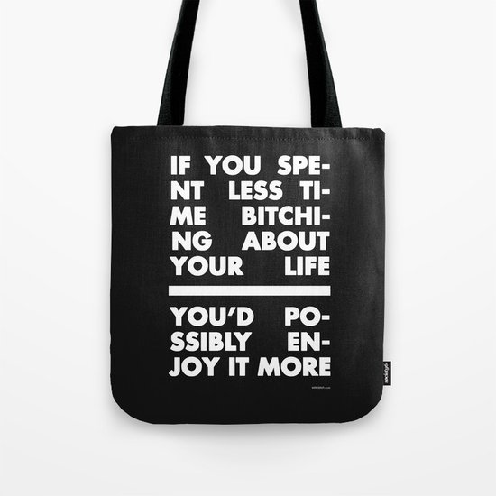 POSSIBLY /3/ Tote Bag