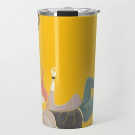 fall in love with me Travel Mug