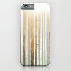 Golden Winter Forest 4 Slim Case iPhone 6s