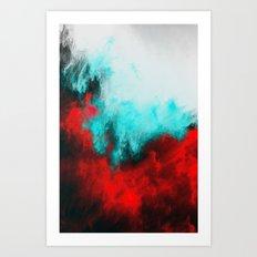 Painted Clouds III.1 Art Print