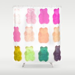 Compulsive Candy  Shower Curtain