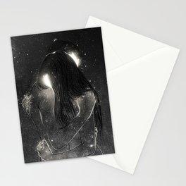Shining souls. Stationery Cards