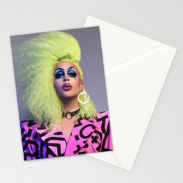 laila mcqueen Stationery Cards