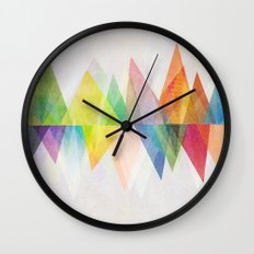 Graphic 37 Wall Clock