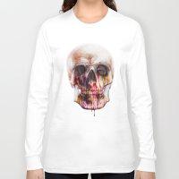 true blood Long Sleeve T-shirts featuring True Blood B by beart24
