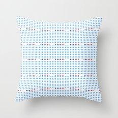 Olympic - Swim Throw Pillow
