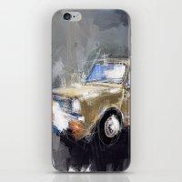 minion iPhone & iPod Skins featuring Minion by mystudio69