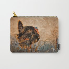Wild Turkey Carry-All Pouch