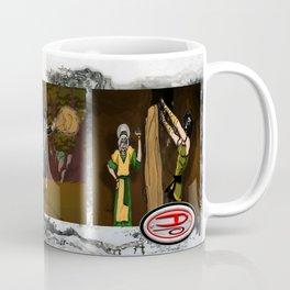 study of Toph Coffee Mug