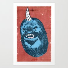 Completely Serious Art Print