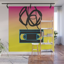 80's problems: VHS Wall Mural