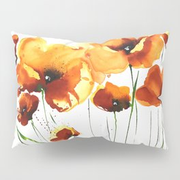 Coffee summer Pillow Sham