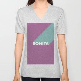 BONITA Spring Unisex V-Neck