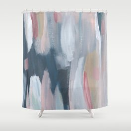 Oyster's Pearl Shower Curtain