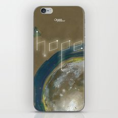 {Hope}  don't far away iPhone & iPod Skin