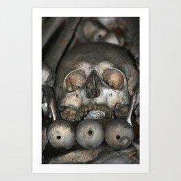 Sedlec XVII Art Print