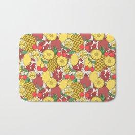 Fruit Bath Mat