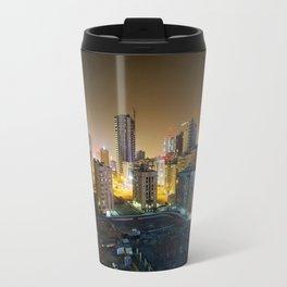 City Lights Travel Mug